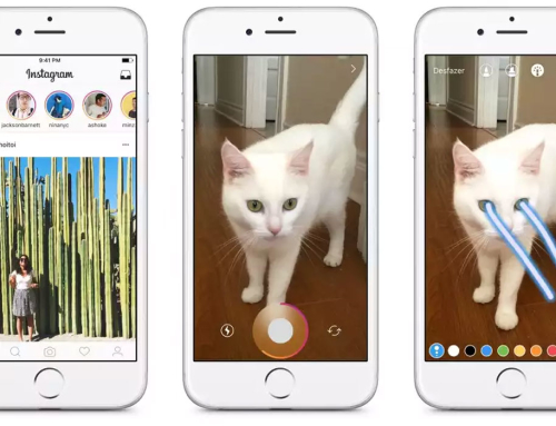 Instagram anuncia função semelhante ao Snapchat