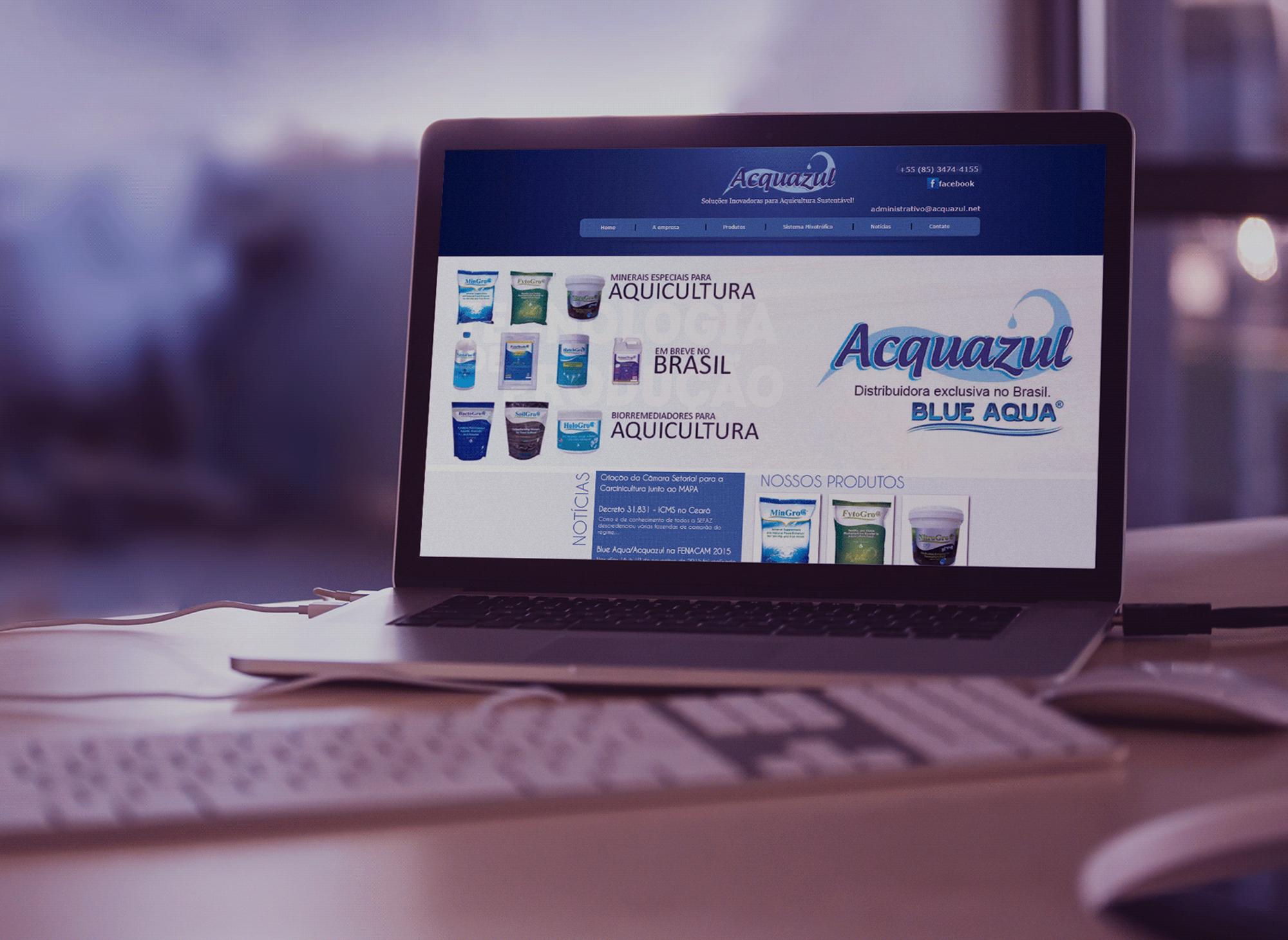 site-acquazul-distribuidora-portfolio-criacao-sites-agencia-diretriz-digital-marketing