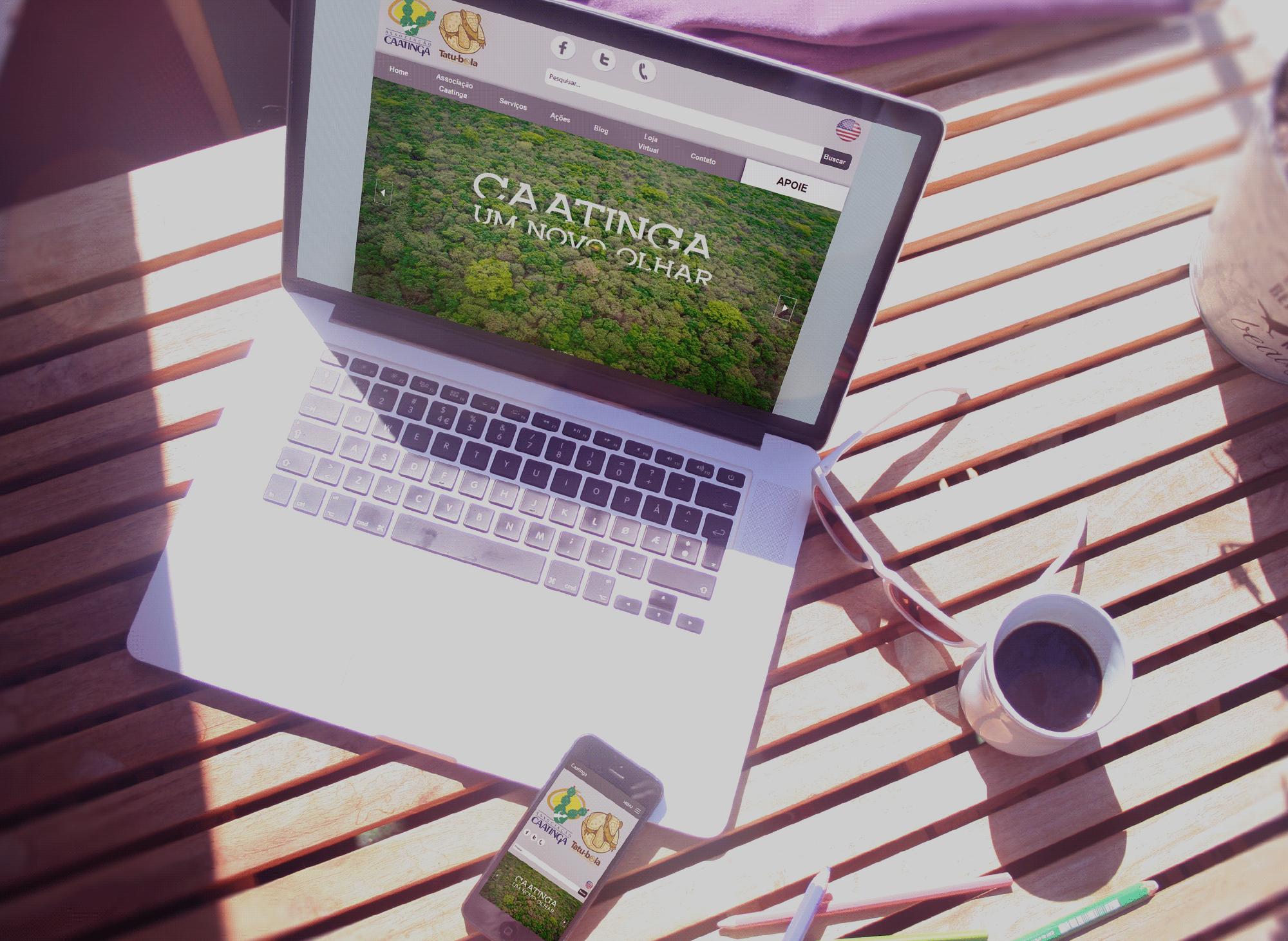 site-associacao-caatinga-portfolio-criacao-sites-agencia-diretriz-digital-marketing