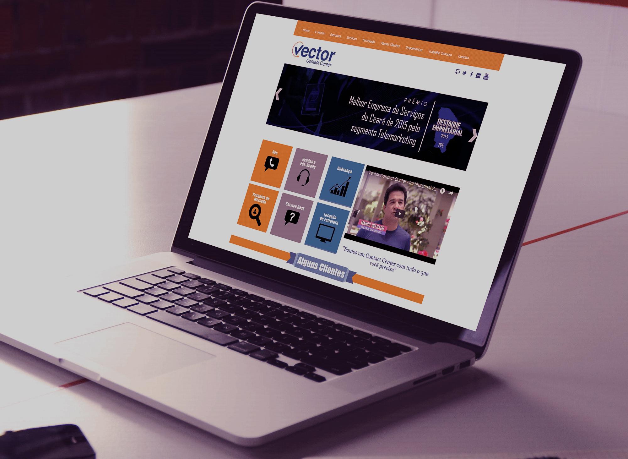 site-case-vector-contact-center-portfolio-criacao-sites-agencia-diretriz-digital-marketing