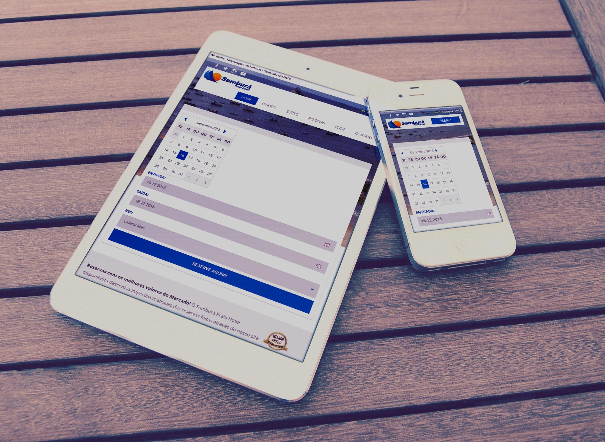 site-sambura-praia-hotel-portfolio-criacao-sites-agencia-diretriz-digital-marketing