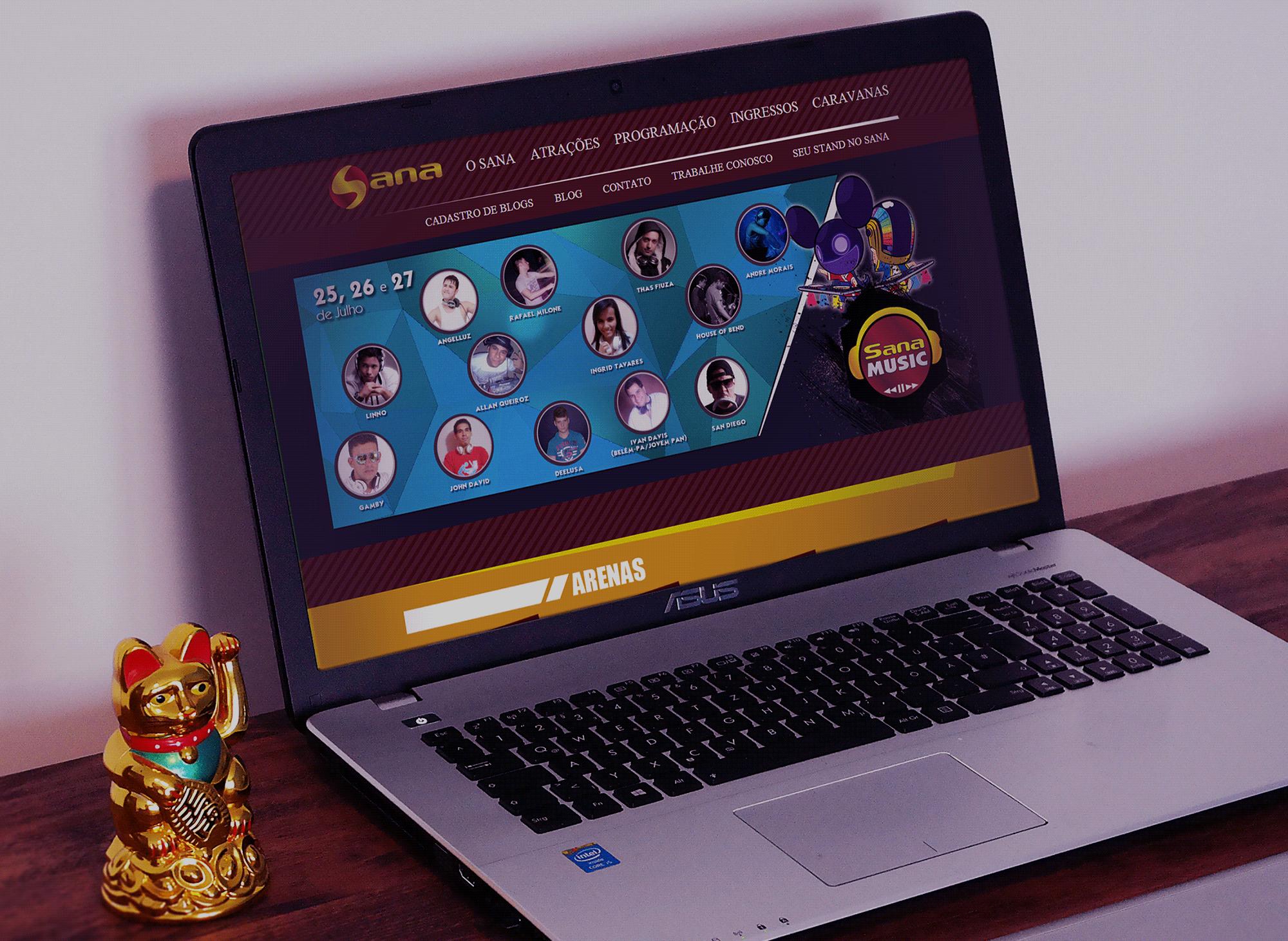 site-sana-evento-portfolio-criacao-sites-agencia-diretriz-digital-marketing
