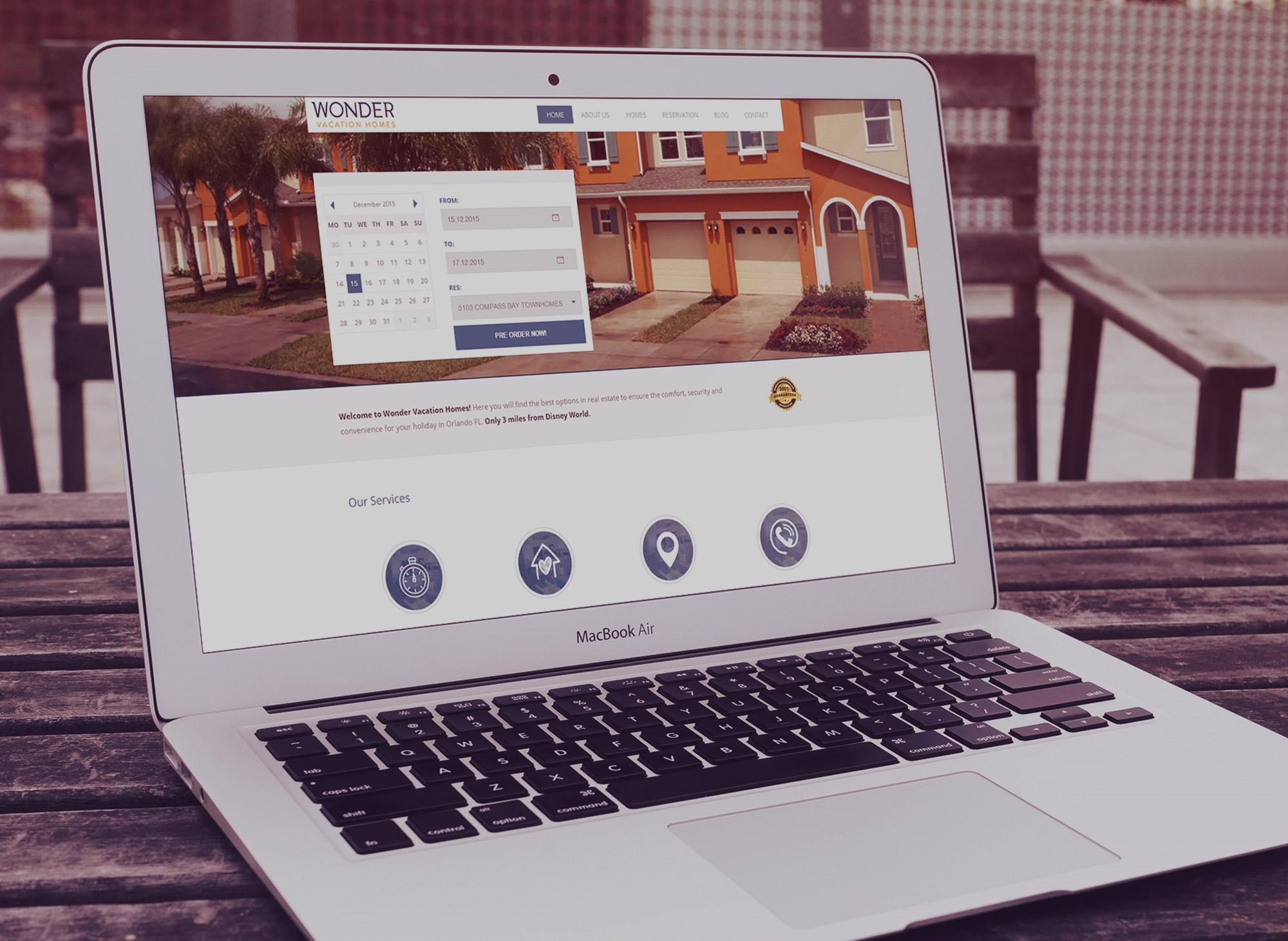 site-wonder-vacation-homes-portfolio-criacao-sites-agencia-diretriz-digital-marketing