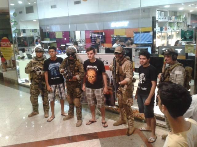 Ação Ibyte - Battlefield 4 - Agência de Marketing Digital em