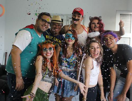 Diretriz realiza festa de Carnaval