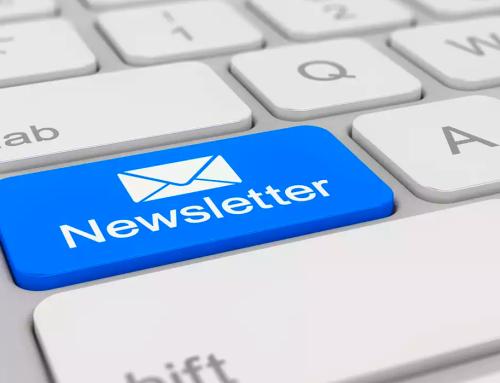 Faça uma newsletter interessante
