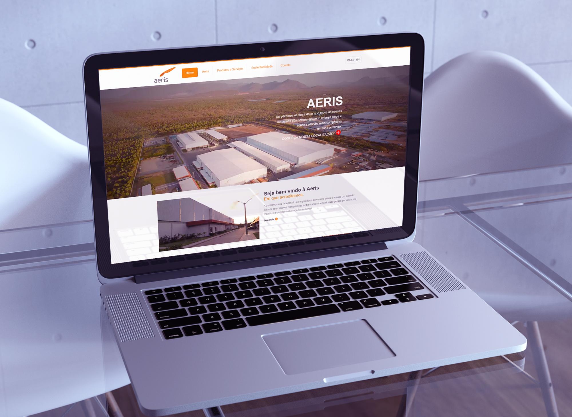 site-aeris-portfolio-agencia-diretriz-digital-marketing-fortaleza1