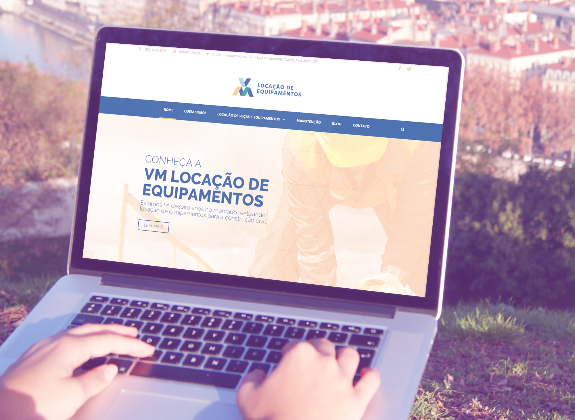site-vm-locacao-de-equipamentos-portfolio-agencia-diretriz-digital-marketing-fortaleza1
