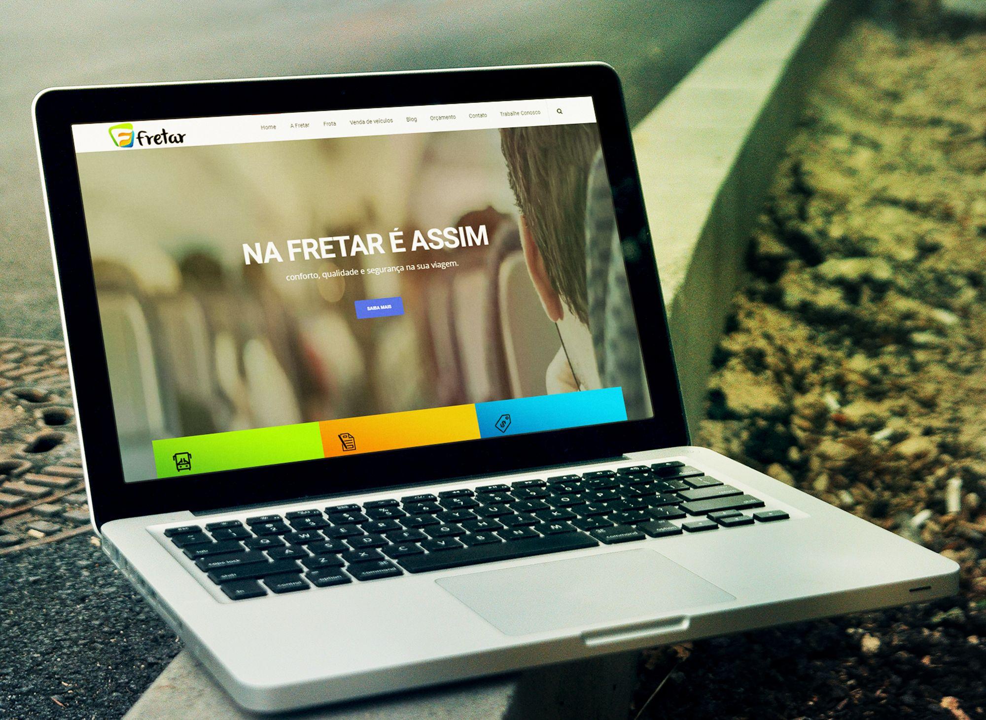 novo-site-fretar-logistica-portfolio-agencia-diretriz-digital-marketing-fortaleza