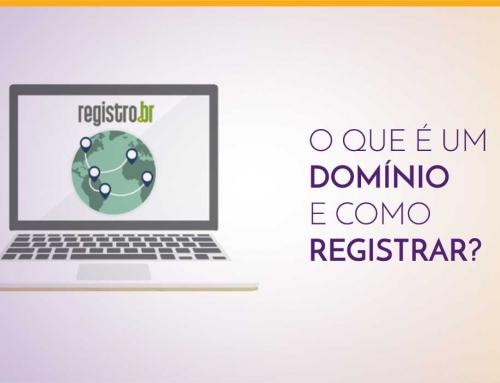 O que é um domínio e como registrar?